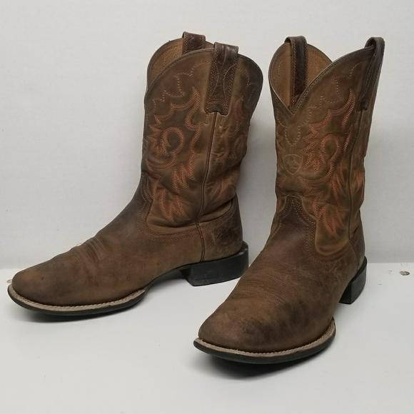 d05e5aae1af Ariat Heritage Reinsman Men's Cowboy Boots